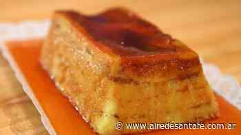 Cómo hacer un budín de pan, ¡sin azúcar! - Aire de Santa Fe