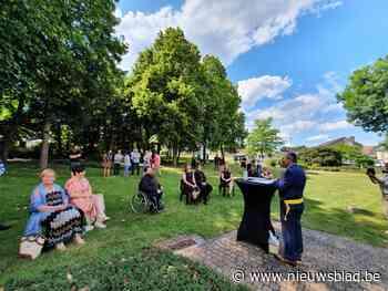 Trouwen in het park van Opglabbeek: veilig, met een stralende zon én idyllisch