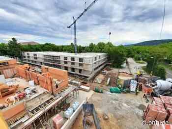 Klage über zu viel Baulärm am Festplatz in Ettlingen - BNN - Badische Neueste Nachrichten
