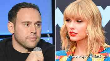 Um Scooter Braun zu umgehen: Gründet Taylor Swift Fake-Band? - Promiflash.de
