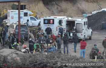 Once mineros muertos y cuatro heridos deja explosión en Cucunubá - ElEspectador.com