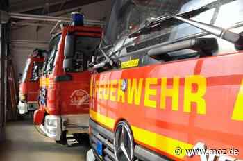 Feuerwehreinsätze: Unwetter lässt bei Gransee Bäume umstürzen - Märkische Onlinezeitung
