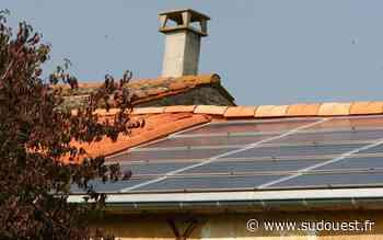 Saint-Palais : une toiture avec des panneaux photovoltaïques ravagée par un incendie - Sud Ouest