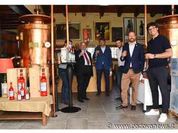 Il presidente Bui in visita allo stabilimento Luxardo di Torreglia - Padova News
