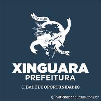 Concurso Prefeitura Municipal de Xinguara PA 2020 tem EDITAL retificado - Notícias Concursos