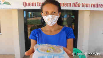 Igreja arrecada alimentos para doar a famílias carentes em Xinguara - Portal Belém
