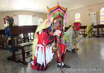Diablos de Palo Negro celebraron Corpus Christi sin público - Últimas Noticias