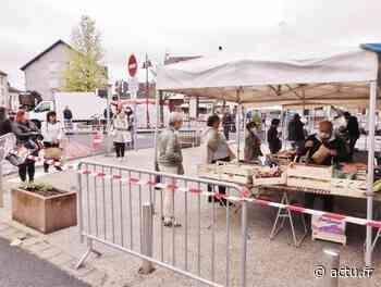 Cantal. Des nouvelles animations pour le marché du dimanche d'Arpajon-sur-Cère - actu.fr