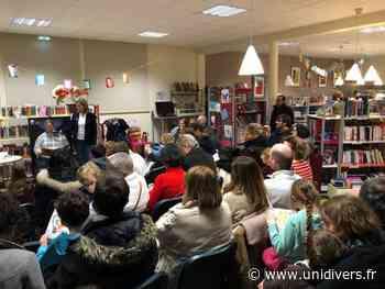 Moment de lecture Bibliothèque municipale de Feucherolles samedi 18 janvier 2020 - Unidivers