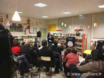 Remise des diplômes de lecteurs Bibliothèque municipale de Feucherolles samedi 18 janvier 2020 - Unidivers