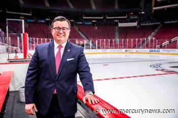 San Jose roots run deep for NHL's first Latino chief executive - The Mercury News