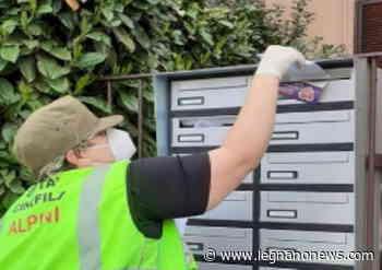 Nerviano, distribuite 55.000 mascherine, 7 per ogni famiglia - LegnanoNews