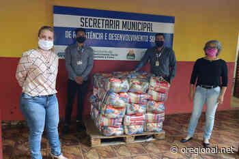 Prefeitura recebe doação de cestas básicas do Supermercado Pague Menos – Artur Nogueira - O Regional