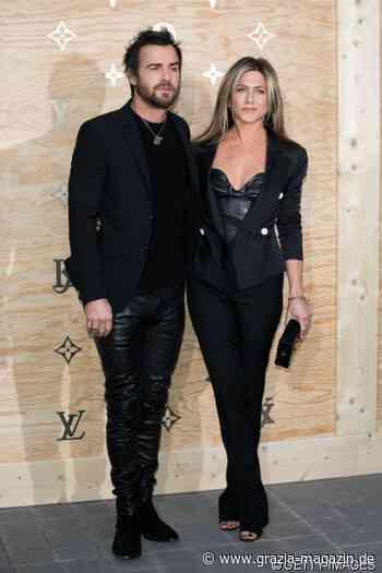 Jennifer Aniston: Das ist die Liste ihrer Verflossenen - GRAZIA Deutschland