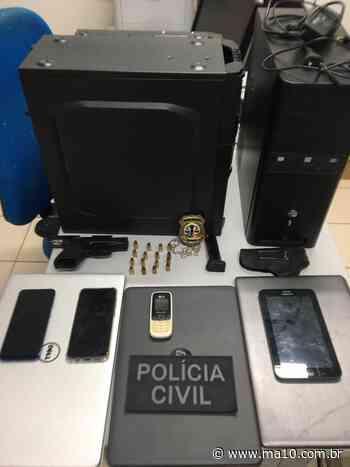 Polícia investiga fraudes em licitações e peculato em Chapadinha - ma10.com.br