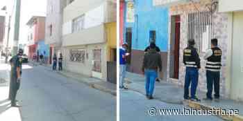 Policía allana vivienda de alcaldesa de Chepén | TRUJILLO - La Industria.pe