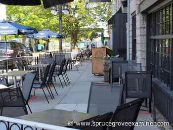 Local restaurants prep for outdoor seating starting Friday - Spruce Grove Examiner