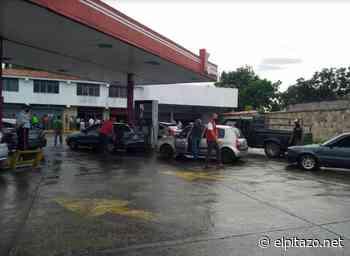 Alcaldía del municipio Peña entrega tickets para evitar colapso en gasolineras - El Pitazo