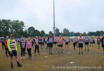 Saint Edmund Pacers pay tribute to legendary chairman Stephen Williams - Bury Free Press