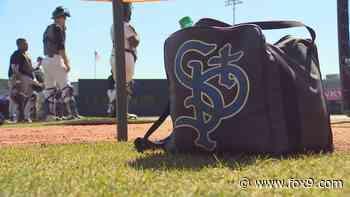Saint Paul Saints' season starts July 4 weekend, but team will be based in Sioux Falls - FOX 9