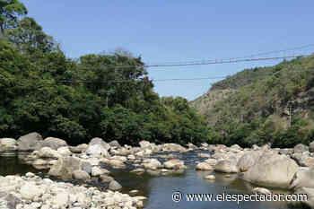 Alertan por déficit hídrico del río Bogotá en Chocontá y Cota - ElEspectador.com