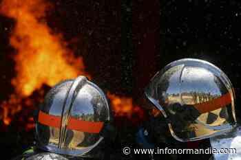 Petit-Quevilly : témoin d'un incendie en pleine nuit, le jeune homme aide une femme à évacuer de sa maison - InfoNormandie.com