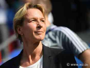 Corona-Krise: Bundestrainerin Voss-Tecklenburg verteidigt Fußball-Neustart - Westdeutsche Zeitung