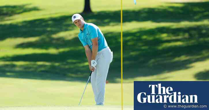 Jordan Spieth aims to catch Xander Schauffele and end three-year drought