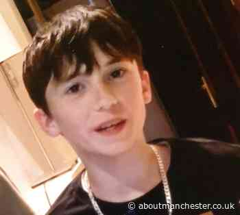 Can you help find missing 13 year old John from Didsbury - About Manchester
