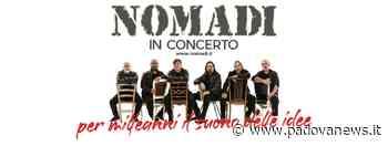 Nomadi in concerto a Carmignano di Brenta l'11 luglio. Al via le prevendite - Padova News
