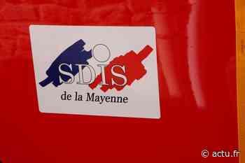 Evron : 40 personnes évacuées à cause d'une fuite de gaz due à des travaux - actu.fr