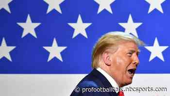 President vows not to watch NFL if players kneel