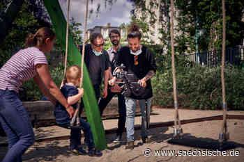 Videodreh über das schöne Radebeul - Sächsische Zeitung