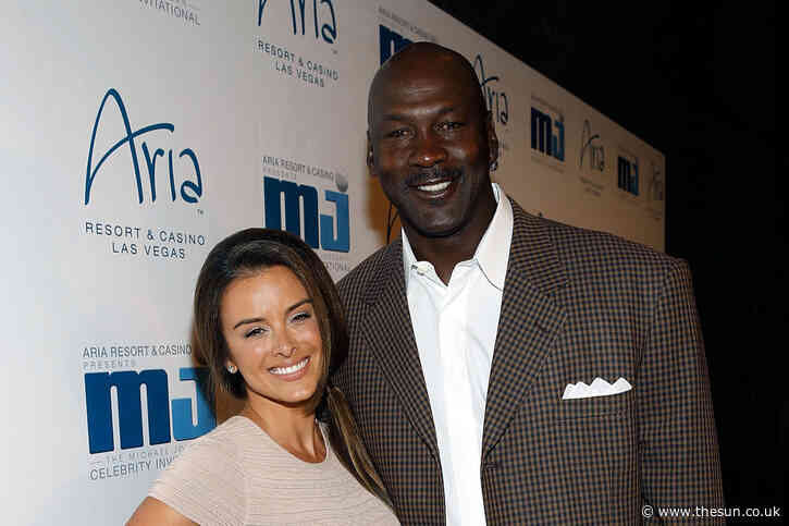 Who is Michael Jordan's wife Yvette Prieto, and why does she NOT appear in The Last Dance?