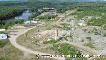 Dubreuilville mine project clears permitting hurdle - Northern Ontario Business