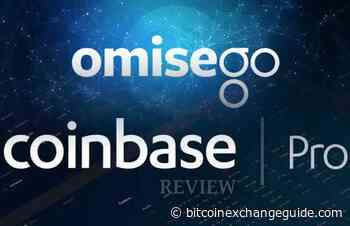 Coinbase Pro to Roll Out OmiseGO Trading on Monday; OMG Price Jumps 40% - Bitcoin Exchange Guide