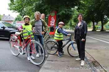 Meise zwaar gebuisd op het vlak van fietsinfrastructuur, fietsersbond vraagt om mistoestanden door te geven - Het Nieuwsblad