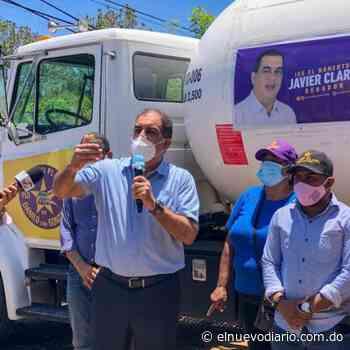 Denuncian candidato a senador del PLD en Puerto Plata viola ley utilizando militares en campaña - El Nuevo Diario (República Dominicana)