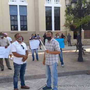 (VIDEO) Trabajadores realizan marcha en reclamo 30% AFP en Puerto Plata - El Nuevo Diario (República Dominicana)