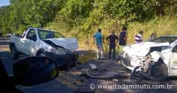 Acidente entre dois veículos deixa homem ferido na BR 316 em Satuba - - Cada Minuto