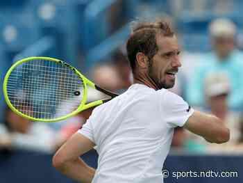 "Coronavirus: Richard Gasquet Says ""Difficult"" To See US Open Going Ahead | Tennis News - NDTV Sports"