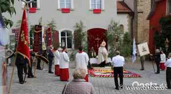 """Das """"andere"""" Fronleichnam in Nabburg - Onetz.de"""