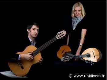 Concert Duo Korsak-Collet Musée du Papier peint,Rixheim,France samedi 30 mai 2020 - Unidivers