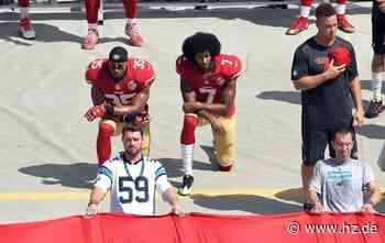American Football: Kämpfen für Kaepernick - Heidenheimer Zeitung