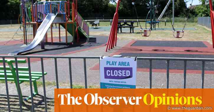 Let children reclaim the streets for a summer of outdoor play | Rowan Moore