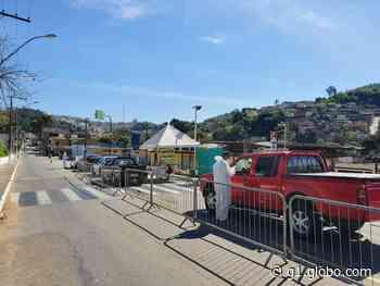 Prefeitura de Santos Dumont instala barreiras sanitárias em acessos da cidade - G1