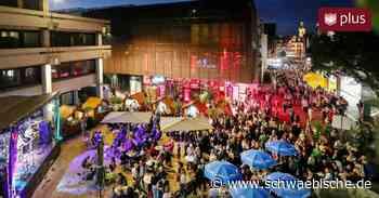 Feiert Aalen die Reichsstädter Tage? Stadtfest soll auch in Corona-Zeiten stattfinden - Schwäbische