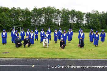 VIDEO: Port Hardy Secondary School's 2020 graduating class - North Island Gazette