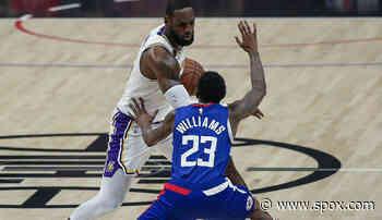 "NBA-News: Clippers-Star Lou Williams nennt Restart eine ""Ablenkung"" - LeBron James will wohl spielen - SPOX.com"