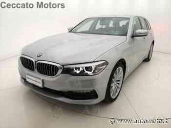 Vendo BMW Serie 5 Touring 520d xDrive Luxury usata a Castelfranco Veneto, Treviso (codice 7567825) - Automoto.it